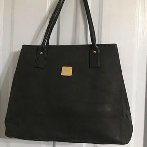 MCM Auth. limited Edition Tote  Black Bag